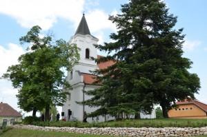 Bakonyszentlászló Evangélikus Templom1